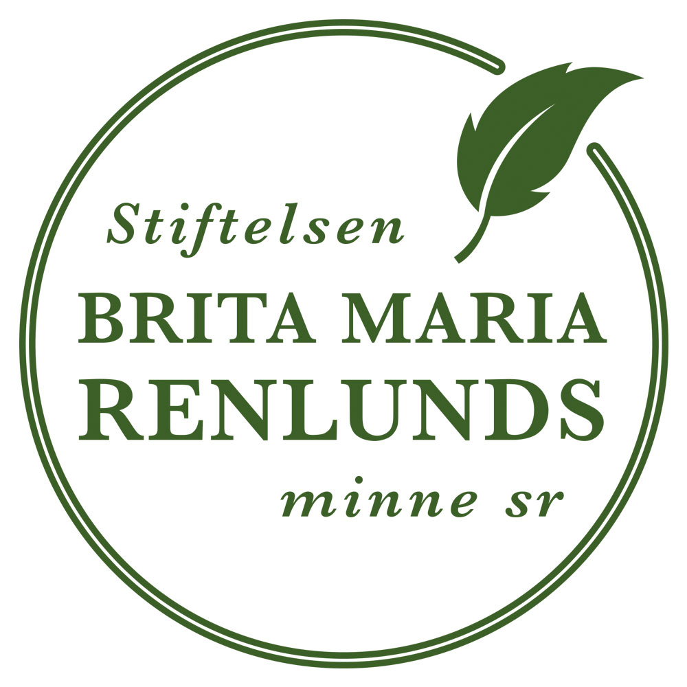 logo - Stiftelsen Brita Maria Renlunds minne sr